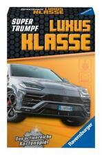 32 Blatt Ravensburger Kinder Kartenspiel Supertrumpf Luxus Klasse 20685