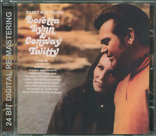 LORETTA LYNN & CONWAY TWITTY - We Only Make Believe