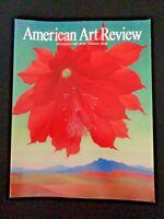 American Art Review Magazine 1997 Leyendecker Cigar Store Indians Arthur Dove