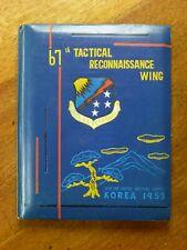 67th Tactical Reconnaissance Wing - 1953 Year Book, UN forces, Korean War