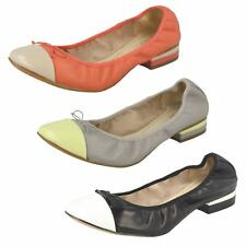 Ladies Clarks Casual Shoes - Ditsy Dress