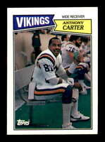 1987 Topps #202 Anthony Carter  NM X1489249