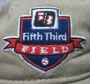 TOLEDO MUD HENS baseball hat Fifth Third Field minor-league Ohio cap NWT