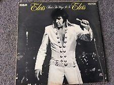 LP Elvis Presley - That's The way It  Is