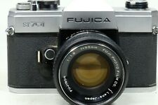 Fujinon 55mm f1.8 M42 Mount lens with FREE Fujica ST701 Body