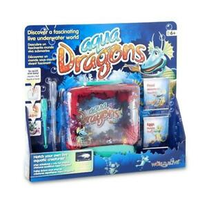 Aqua Dragons Underwater World Educational Sea Monkey Hatching Kit