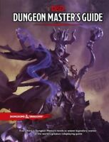 Dungeon Master's Guide: Core Rule Book (Dungeons & Dragons, D&D) [New Book] Ha