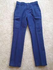 NEW Men's Tommy Hilfiger Size 28X32 (Actual 30X31.5) Navy Blue Dress Pants