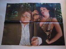 Meat Loaf Karla DeVito Marvin Lee Aday POSTER Dutch Holland