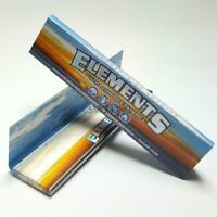 1//5/10/20/50 Elements Kingsize Slim Rolling Papers - Fast Free Delivery
