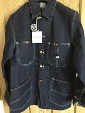 Lee Archives Japan 91-J Jelt Denim Work Jacket Size 40