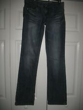 H&G JUNIORS JEANS SIZE 7 WITH POCKET EMBELISHMENTS STYLE #11569