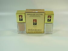 YVES SAINT-LAURENT MANICURE COUTURE COLOUR NAIL POLISH DUO NR.4 DUO Y-CONE
