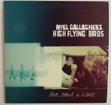 NOEL GALLAGHER'S HIGH FLYING BIRDS : AKA ... WHAT A LIFE ! ♦ CD Single Promo ♦