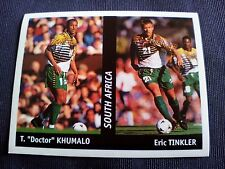 Figurina Ds Sticker France 98 n°141 KHUMALO-TINKLER SOUTH AFRICA World Cup