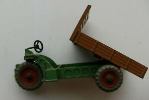 Dinky Meccano Die Cast Model Vehicle 27G Motocart (Shop Ref D110)