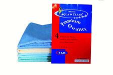 AQUA CLEAN Microfasertuch Premium 4er Set