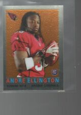 ANDRE ELLINGTON 2013 TOPPS CHROME 1959 MINI  ROOKIE CARD #24