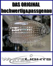 Weisse klare Blinker Gläser BMW R 1200 C und CL auch Montauk clear signal lenses