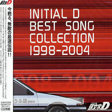 Initial D: Best Song Collection 1998-2004 by Original Soundtrack (CD,...