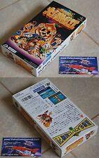 Super Adventure Island II Takahashi Meijin no Daiboukenjima 2 Super Famicom NEW