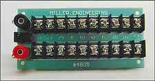 Miller Engineering #4805 Power Distribution Board - NIB