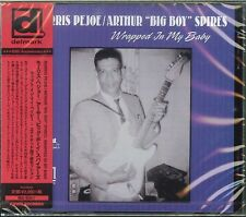 MORRIS PEJOE & ARTHUR BIG BOY SPIRES-WRAPPED IN MY BABY-JAPAN CD Ltd/Ed E25