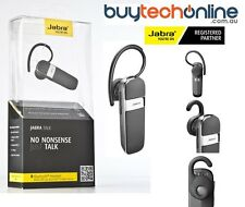 Jabra Talk Bluetooth Wireless Headset A2dp GPS Smartphone Android Apple iPhone