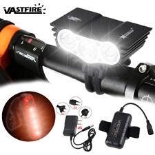 SolarStorm 15000 Lumen 3xT6 Led Front Bicycle Light Mtb Bike Headlamp Headlight