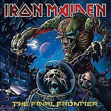 Iron Maiden - The Final Frontier (NEW 2 VINYL LP)