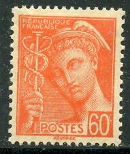 STAMP / TIMBRE DE FRANCE NEUF LUXE N° 415 ** TYPE MERCURE