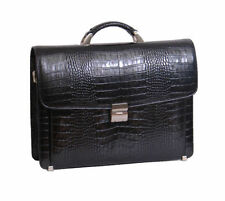 Leather Hard Briefcase/Attaché Bags for Men
