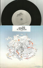 ATHLETE El Salvador w/ UNRELEASED TRK UK 7 INCH Vinyl 2007 USA Seller MINT
