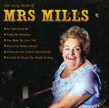 Mrs. Mills - Very Best of [New CD]
