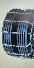 NEW USA Truck Tire DUAL Snow Chains 10.00R22 11.00R20 11R24.5 11.00R22 12R22.5