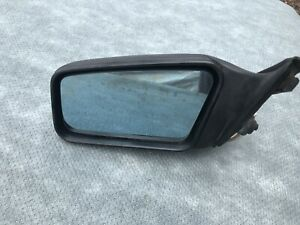 Audi 5000 Left Drivers Side Rear View Mirror