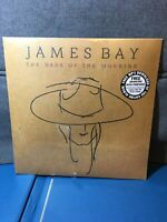 James Bay - DARK OF THE MORN Vinyl With Free MP3 Download Code New!