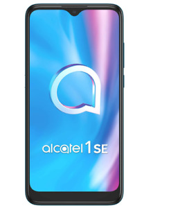 "ALCATEL 1SE AGATE GREEN 64GB ROM 4GB RAM DISPLAY 6.22"" HD DUAL SIM ANDROID"