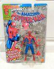 ⭐VINTAGE 1992 ToyBiz Marvel Super Heroes SPIDER-MAN Enemy Tracking Tracer Figure
