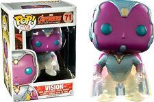 Funko VISION (Faded) #71 POP! Vinyl Marvel Avengers 2: Age of Ultron Figure