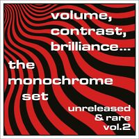 THE MONOCHROME SET - VOLUME,CONTRAST,BRILLIANCE:VOL.2  CD NEUF