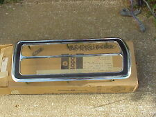 1976 1977 Volare Plymouth Road Runner NOS MoPar Right Tail Lamp BEZEL Chryco