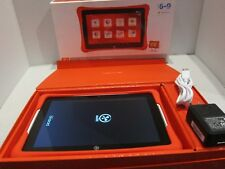 """Nabi Elev-8 8"""" 32GB Kids Android Tablet Red ages 6-9 with Google Play"""