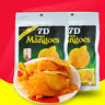 1~5Packs*100g Philippines Profood 7D Dried Mangoes mango strips Fruit Food