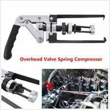 Engine Valve Spring Compressor Stem Keeper Removal Replacement Installer Tool &