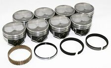 """Sealed Power Chevy 383 4.030"""" .200 Domed Pistons & Moly Rings Kit SBC H635CP30"""