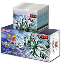 "Yugioh Cards  ""Premium Pack No.12"" Booster Box(20pack) / Korean Ver"