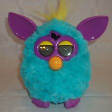 Hasbro Furby 2012 Lagoona teal purple Electronic Interactive Toy Tested Works