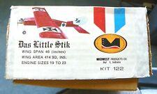 Das Little Stik model airplane kit RC R/C
