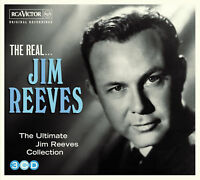 Jim Reeves The Real Ultimate Collection 3x CD (Greatest Hits / The Very Best Of)